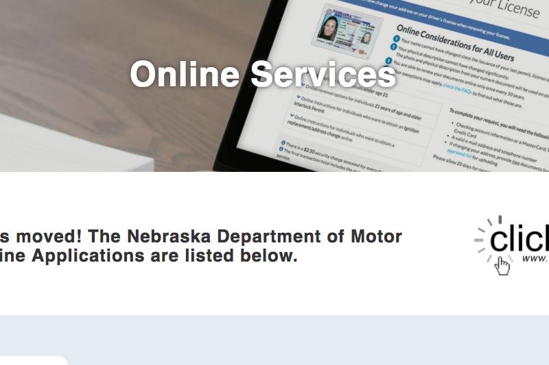 www.clickdmv.ne.gov – Motor Vehicle Online Services